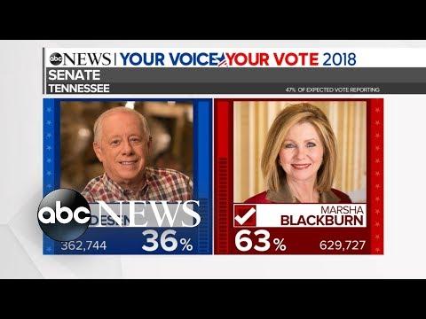 Marsha Blackburn Expected To Win Tennessee Senate Seat