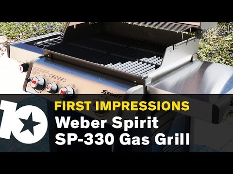 A Meaty Review Weber Spirit Grill In The Lab Youtube