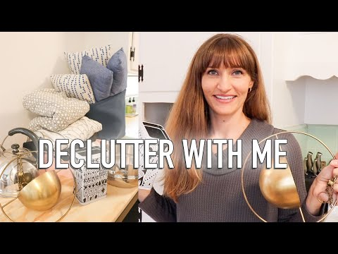 Decluttering My House - Declutter WITH Me