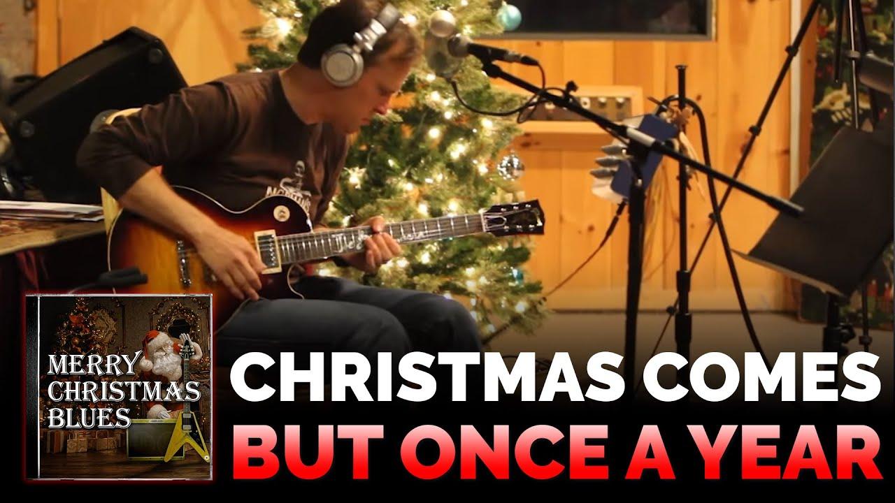 Joe Bonamassa - Christmas comes But Once a Year - YouTube