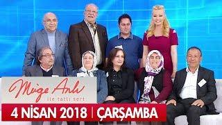 Müge Anlı ile Tatlı Sert 4 Nisan 2018 - Tek Parça