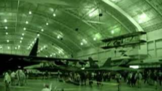 NATIONAL MUSEUM OF THE US AIR FORCE - WRIGHT PATTERSON AFB - DAYTON, OHIO, USA