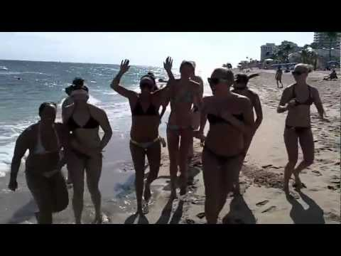 Party Rock Anthem LMFAO Cover Olivet College Swimming