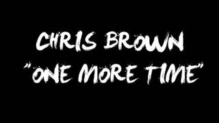 Chris Brown - One More Time NEW 2012 Instrumental Remake ( Prod. by ProtegeBeatz )