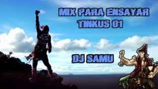 DJ SAMU tinkus mix para ensayar 0.1