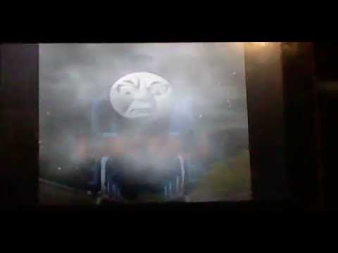 thomas the tank engine faces of with chole the animator  from goanimate