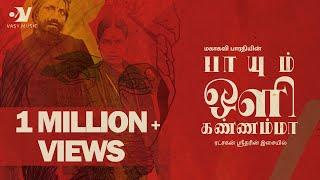Paayum Oli Nee Yenaku | Paayum Oli Kannamma | Tamil Album Song | Ratchakan Sridhar | Vasy Music