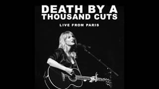 [Lyrics + Vietsub] Death By A Thousand Cuts - Taylor Swift (Live from Paris)