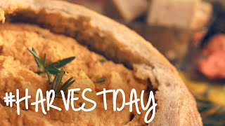 Simple Pumpkin Dip In A Bread Bowl   #harvestday   Oprah Winfrey Network
