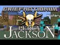 Minecraft Griefing (With a Girl!) - Percy Jackson Role-play Part 1