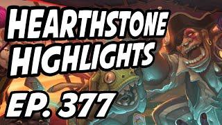 Hearthstone Daily Highlights | Ep. 377 | Reckful, DisguisedToastHS, danehearth, reynad27