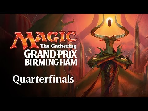 Grand Prix Birmingham 2017 Quarterfinals