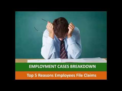 [5 Reasons] Employees File Claims Against Their Employers