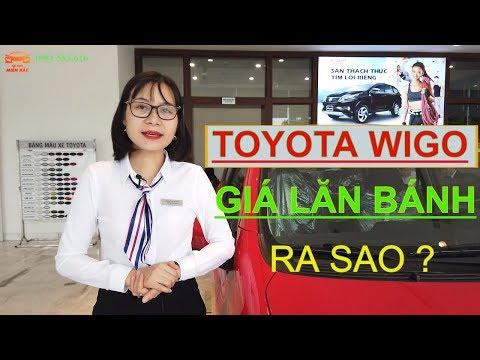 Giá xe Toyota Wigo 2020 có gì hot???? Ms Lan  Toyota Thái Hòa Từ Liêm