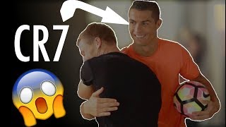 FREESTYLE SKILLS with CRISTIANO RONALDO !!!