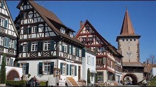 Gengenbach im Schwarzwald, Sehenswürdigkeiten der ehemaligen Freien Reichsstadt
