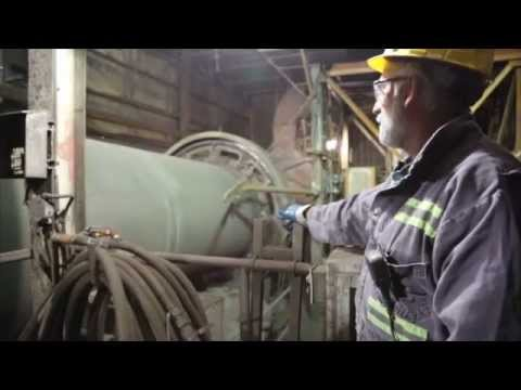 Xstrata Zinc Brunswick Mine, Bathurst,New Brunswick-