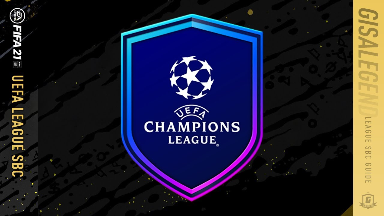 fifa 21 uefa champions league sbc guide 100 120k spend 250k of packs youtube fifa 21 uefa champions league sbc guide 100 120k spend 250k of packs