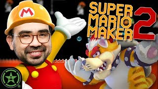 How Did You Die There? - All Gus August: Mario Maker 2 | Let's Play