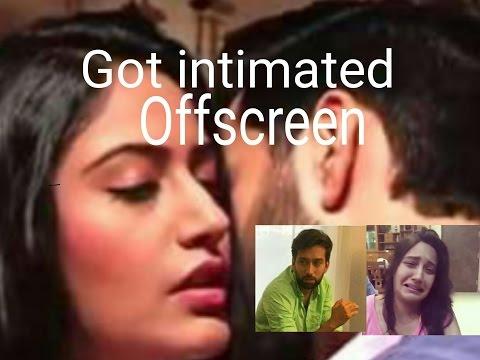 Anika and Shivaay from ishqbaaz got...