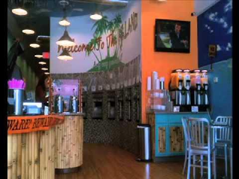 OU JRN Student Story - Frozen Yogurt Stores Growing