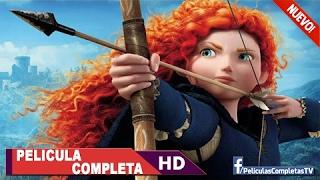 Valiente  | Peliculas Completas en Español Latino Infantiles Disney Pixar 2016 ☄☄☄
