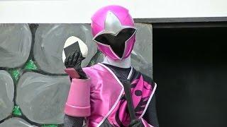 2015/11/1 愛知県豊橋市で行われた、手裏剣戦隊ニンニンジャーショーの...