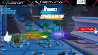 TESTING CLAN PEOPLE LBJ FORTNITE BATTLE ROYALE