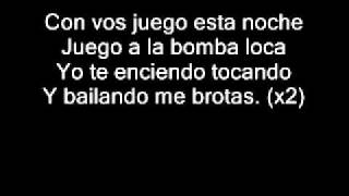 La Bomba Loca - Gustavo Cordera Letra - Lyrics