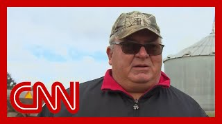 Farmer who voted for Trump: He's backstabbing us