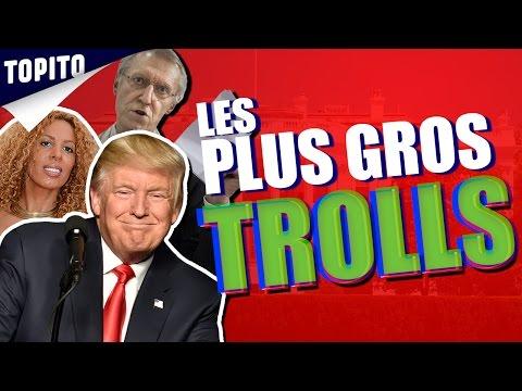 Top 5 des plus gros trolls, ces gens existent-ils vraiment ?