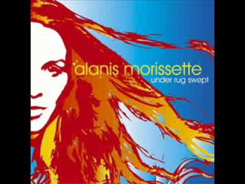 Alanis morissette surrendering lyrics