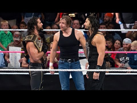 Dean Ambrose Comments On The Shield Reunion We're Dying To See