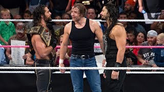 Dean Ambrose comments on the Shield reunion we're dying to see thumbnail