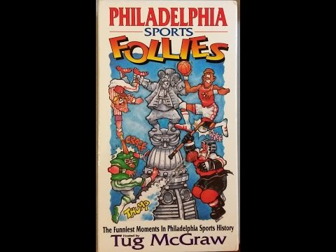 Philadelphia Sports Follies (vhs, 1992)