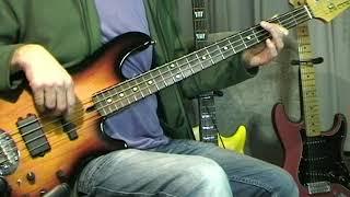 Paul Revere & The Raiders - Kicks - Bass Cover
