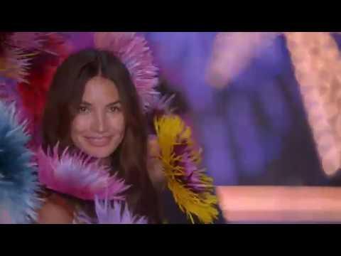 The 2016 Victorias Secret Fashion Show Lily Aldridges Road to the Runway