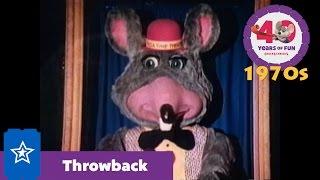 40 Years of Fun - 1970s | Chuck E. Cheese's (Throwback)