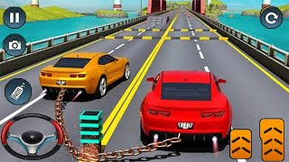 GT Racing Chained Car Stunts - Android Gameplay - Car Games Android
