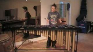 Ghanaia Marimba - Richard Rayner