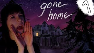ANYBODY HOME? - Gone Home - Part 1