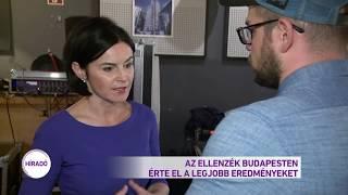 Az ellenzék Budapesten érte el a legjobb eredményeket
