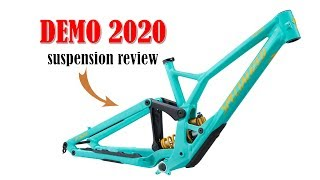 Specialized DEMO 2020 Review (Suspension kinematics)