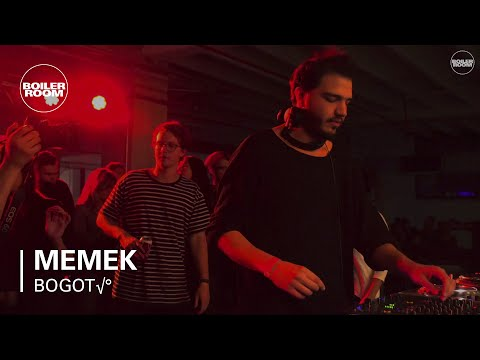 Memek Boiler Room Bogotá DJ Set