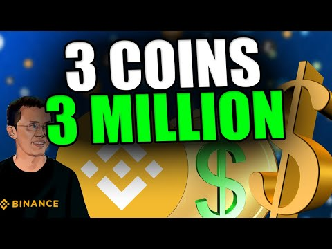 3 ALTCOINS TO WATCH RIGHT NOW! - Top Altcoins 2021