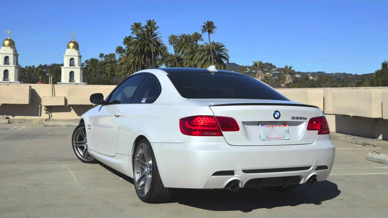 2012 bmw 335is launch control