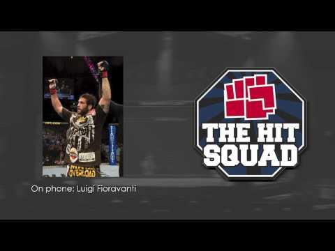 The Hit Squad 16 - Luigi Fioravanti interview - St. Louis MMA Local Talk