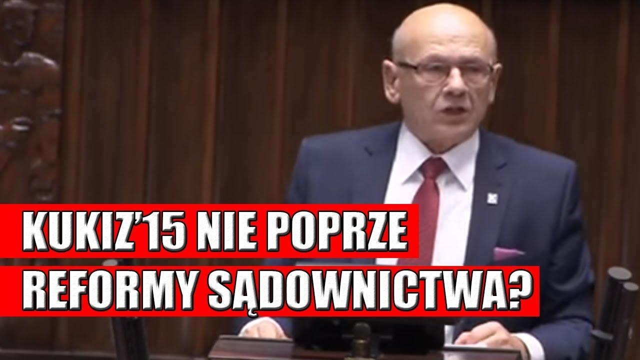 Jerzy Jachnik: Kukiz'15 może nie poprzeć reformy Sądu Najwyższego