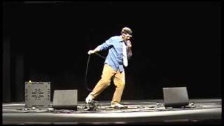 Mister Tim Live-Looping SWEET DREAMS (medley) : 2009 Las Vegas A Cappella Summit