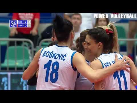 LIKE A BOSS Compilation | Women's Volleyball Edition (HD)